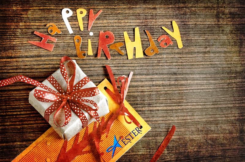 Поздравления с днем рождения про подарок
