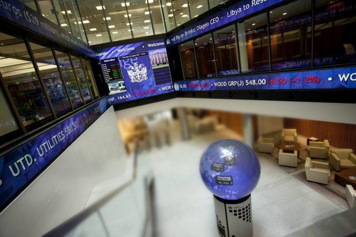 Лондонская фондовая биржа|