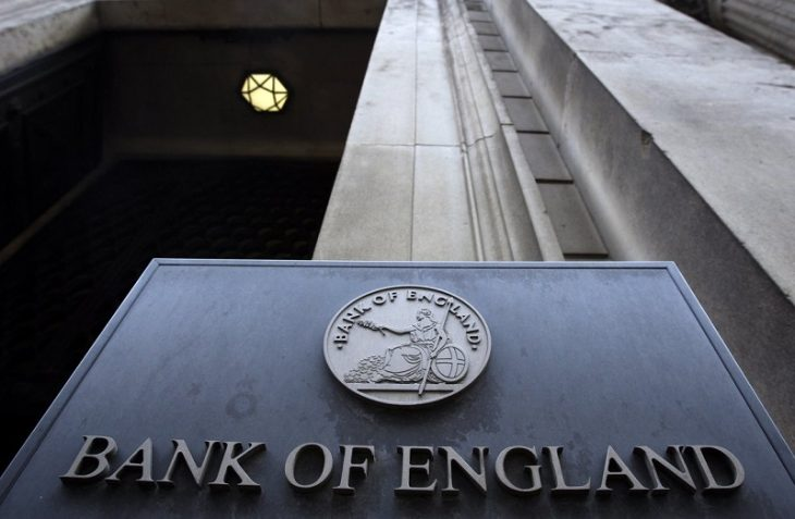 Банк Англии||