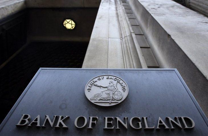 Банк Англии|